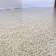 Terrazzo Kitchen Floor Terrazzo Floor Restoration Terrazzo Floor Refinishing Tampa Bay