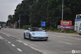 Porsche 997 Carrera 4 Gts Cabriolet 20 August 2012 Autogespot