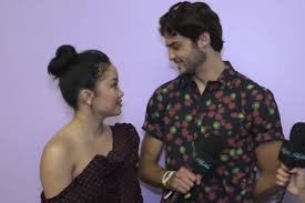 Official lana condor facebook fan page. Just 13 Photos Of Lara Jean Covey Peter Kavinsky Being Cute Irl