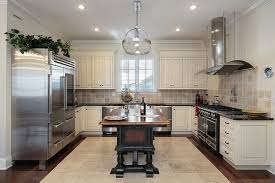 Pictures Of Kitchens With White Cabinets And Wood Floors slate