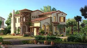 wallpaper 1366x768 house, beautiful ...