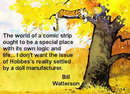 Commercial Quotes Amazing Bill Watterson Quotes Commercial
