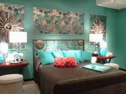 Incredible Green Beige Bedroom Ideas With Turquoise And Brown Bedroom Pic
