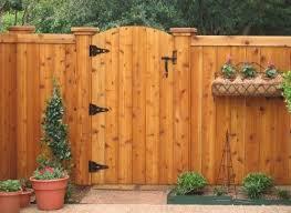Gate Styles Wood Fences Best 25 Wood Fences Ideas On Pinterest Wood
