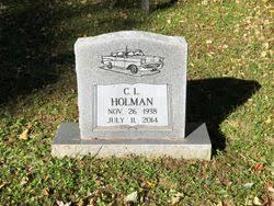 C L Holman (1939-2014) - Find A Grave Memorial