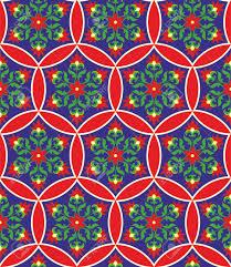 Arabesque Pattern Simple Arabesque Pattern In Moorish Style Arab Seamless Texture Element