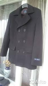 Новое <b>пальто caravan wool</b> утепленное 44 / 170 купить в Москве ...
