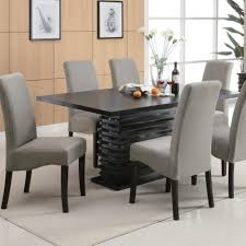 Unique Dining Table Sets Black Dining Room Table Set Modern Black And White Dining Room