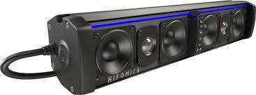 hifonics thor tps universal weatherproof ten speaker powered hifonics tps soundbars