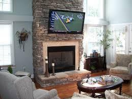 home decor living room ideas tv above fireplace living room