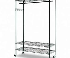 alera wire shelving garment rack costco new large size of aweinspiring rolling