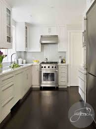 modern white kitchens with dark wood floors. Delighful Kitchens Modern White Kitchen Dark Floor Plain On Throughout Cabinets Hardwood  Floors Contemporary 19 Inside Kitchens With Wood N