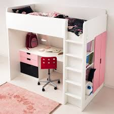 loft beds with desk australia with the stuva loft bed you get a complete solution for