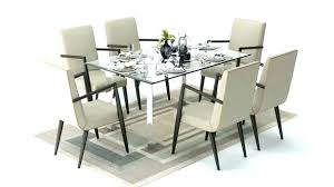 round extendable glass dining table round glass dining table and chairs 6 dining table sets extraordinary