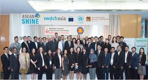 solve global warming issue unep ica and eu cooperated the asean shine project is an integrated strategic framework it was initiated for public interest in the asean region if this project is successful