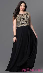 plus size long black dresses plus size long prom dress with embroidery promgirl