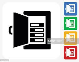26 fuse box stock illustrations clip art cartoons icons getty fuse amps icon flat graphic design