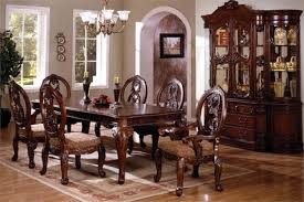 Dinning Room Table Set The Elegant Traditional Tuscany Dining Table Set Is The Perfect