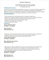 Resume For Servers 10 Server Resume Templates Pdf Doc Free Premium