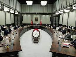 Kabine toplantısı başladı (Kabine gündeminde neler var?)   NTV