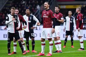 DIRETTA STREAMING – Milan - Juventus – Risultato LIVE, Gol e Highlights