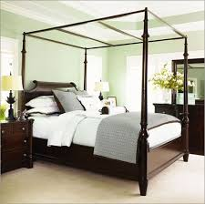 canopy beds for adults | Magnussen Furniture Newbury Poster Bed with ...