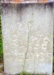 Mrs Roberta Johnson Trokee (Unknown-1935) - Find A Grave Memorial