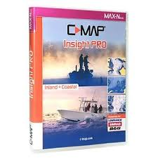 C Map Chart Cards For Sale C Map 1 Insight Pro Hd Electronic Map Chart Card Map
