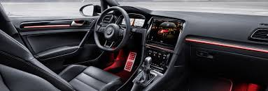 2018 volkswagen golf r interior. interesting golf the cabin could borrow elements from the vw golf r touch concept shown here intended 2018 volkswagen golf r interior