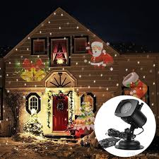 home lighting effects. Led Outdoor Projector Light Halloween/Christmas Projectors Lamp 12 Patterns Christmas Fairy Party Wall Lights Stage Effects Of Home Lighting