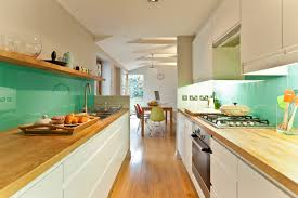 Respectfully Remodeling Your Mid Century Modern Kitchen 40modern Cool Galley Kitchen Remodel Set