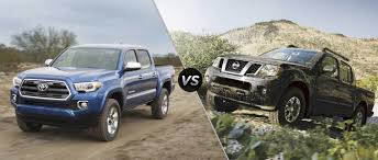Compare the 2016 Toyota Tacoma | Dealer near Springfield
