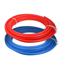 Pex Pipe Problems The Plumbers Choice 3 4 In X 100 Ft Pex Tubing Potable Water Pipe