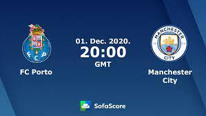 FC Porto Manchester City Live Ticker und Live Stream - SofaScore