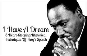 i have a dream heart stopping rhetorical techniques of king s martin luther king jr s ldquoi have a dreamrdquo speech was a life affirming call to all people to live together in love but it was something else too a