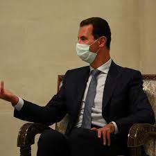 سوريا: تعافي بشار الأسد وزوجته من فيروس كورونا