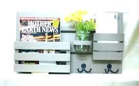 kitchen wall organizer kitchen chalkboard with shelf holder mail organizer wood entryway wall organizer kitchen