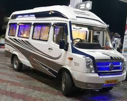 17 seater tempo traveller al at rs