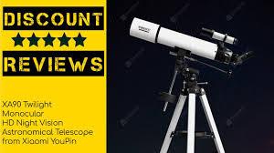 [ ON SALE ] <b>XA90 Monocular</b> Astronomical Telescope from Xiaomi ...