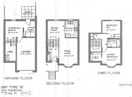CAVCO HOMES FLOOR PLAN 1656CR C 2 BEDROOM 2 BATH SINGLE WIDE  Top 4 Bedroom Townhouse Floor Plans