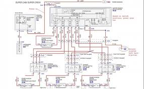 ford f250 trailer wiring diagram images wiring diagram for radio ford f250 trailer wiring diagram