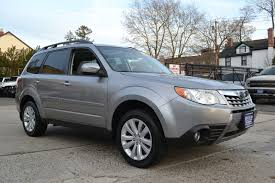 2011 Subaru Forester 25X Limited city New Father Son Auto Corp
