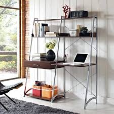 altra desk ladder desk with tower bookcase ping great deals on desks altra chadwick l desk
