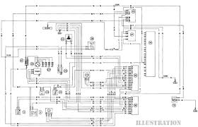 ford escort body electrical system diagram 1986 ford escort body electrical system diagram