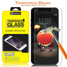 2pcs glass for lg k10 2018 screen protector tempered protective phone film