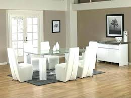 modern glass dining table. Italian Glass Dining Room Tables Contemporary Modern Top Table Sets U