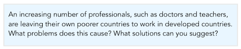 Ielts Causes Solutions Problem Solutions Essays