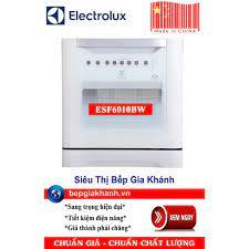 Máy rửa bát để bàn Electrolux ESF6010BW sản xuất Trung Quốc