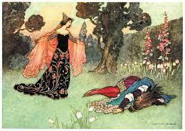 Nguyên bản gây tranh cãi của 9 truyện cổ tích | VozFen - Top Thread, Member  reaction
