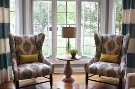 image of perfect arm chairs living room
